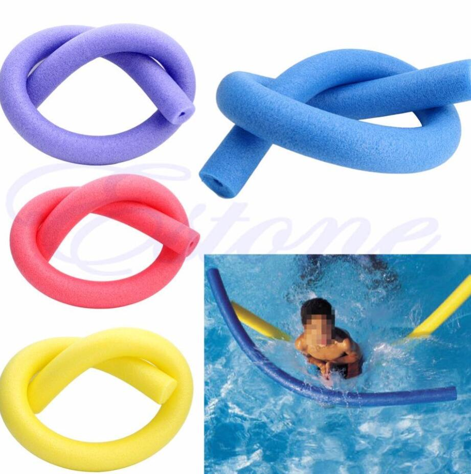 2019 Rehabilitation Learn Swimming Pool Noodle Water Float Aid Woggle Swim  Flexible 6.5*150cm From Bunner, $19.59 | DHgate.Com