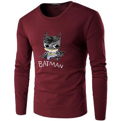 6d9ac4570778 New Brand Men S 2019 Autumn Fashion T Shirt 3D Smoky Wolf Printed ...