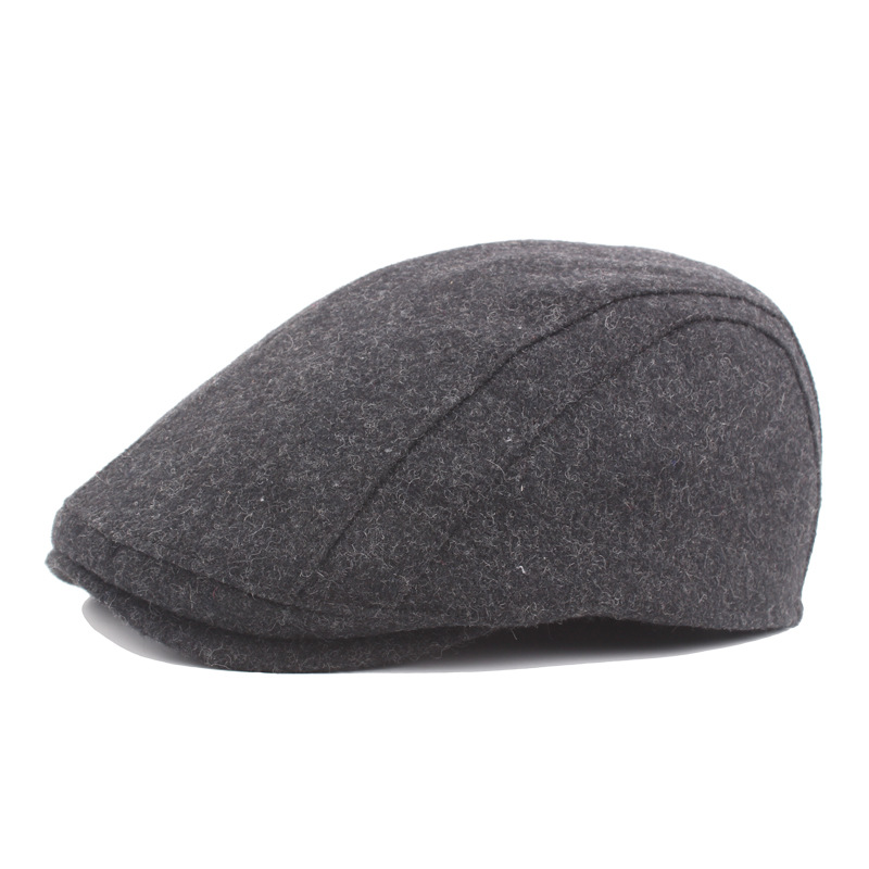 5a8820c2526 MENS PLAIN BLACK BRUSHED COTTON CLASSIC GATSBY FLAT CAP CABBIE BAKER BOY  NEWSBOY