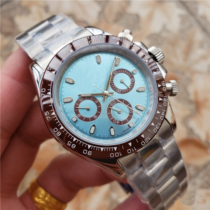 e42fe5c256c GMT Wrist Watch for Men Top quality 6497 Manual Winding Mechanical Movement  Sports and leisure top brands Large dial gent Wristwatches