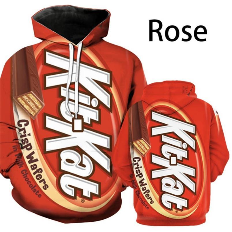 2021 women men cheetos snacks series hoodies 3d digital