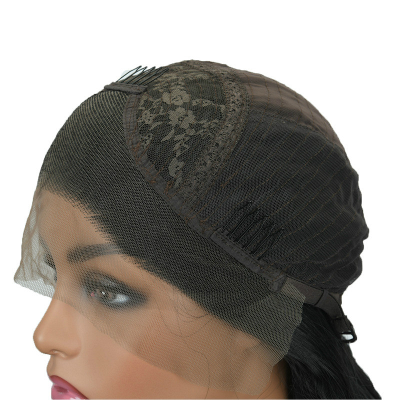 Lace Front structure