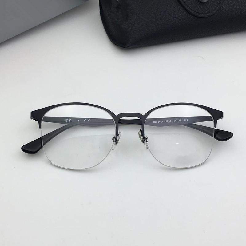 35864407eb Compre 6422 Gafas De Montura Con Lentes Transparentes Gafas De ...