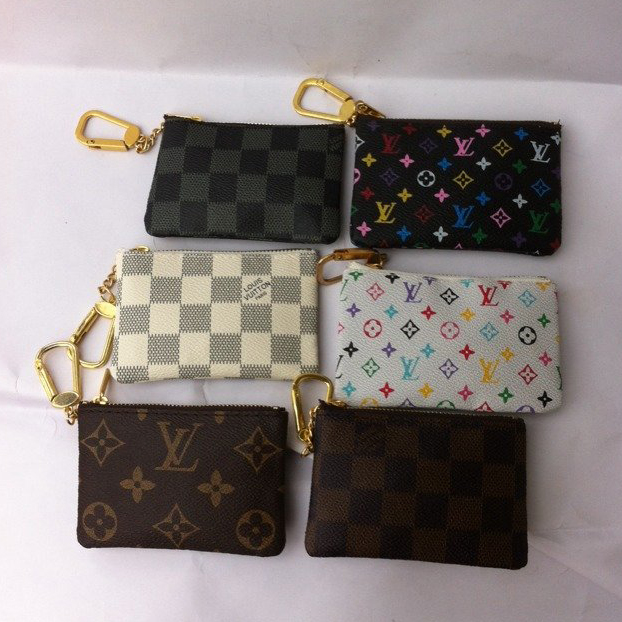 260002c18 New Fashion Famous Luxury Designer Brand Women Men Coin Wallets ...