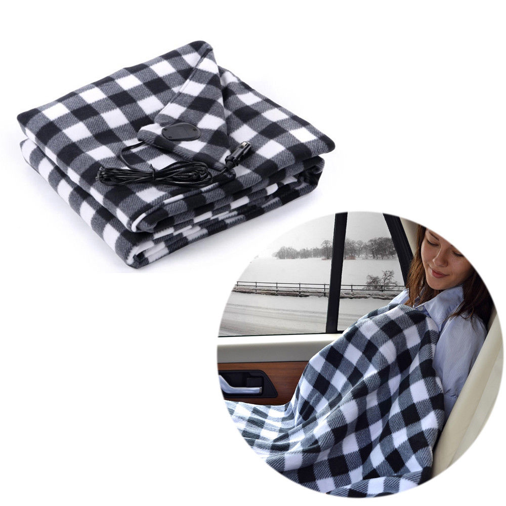 12v Car Heating Blanket Dc Plug Directly To Use