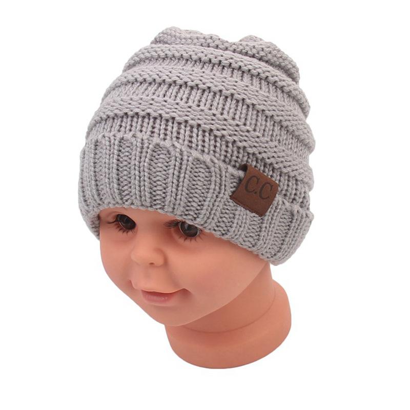 56fab029698 Baby Hats CC Trendy Beanie Crochet Fashion Beanies Outdoor Hat ...
