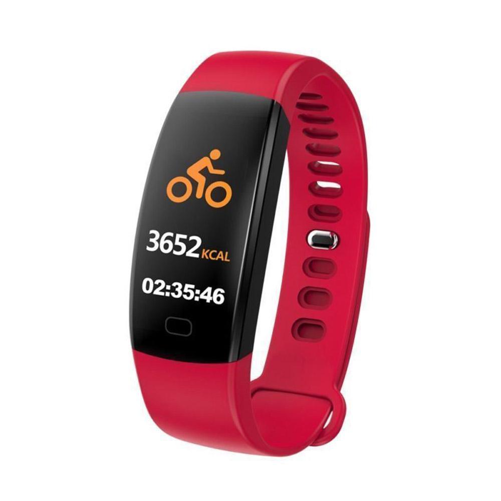 Ogeda Ip68 Wasserdichte Intelligente Uhr Fitness Tracker Armband Blut Sauerstoff Herz Rate Monitor Blutdruck Sport Smart Bracele Herrenuhren